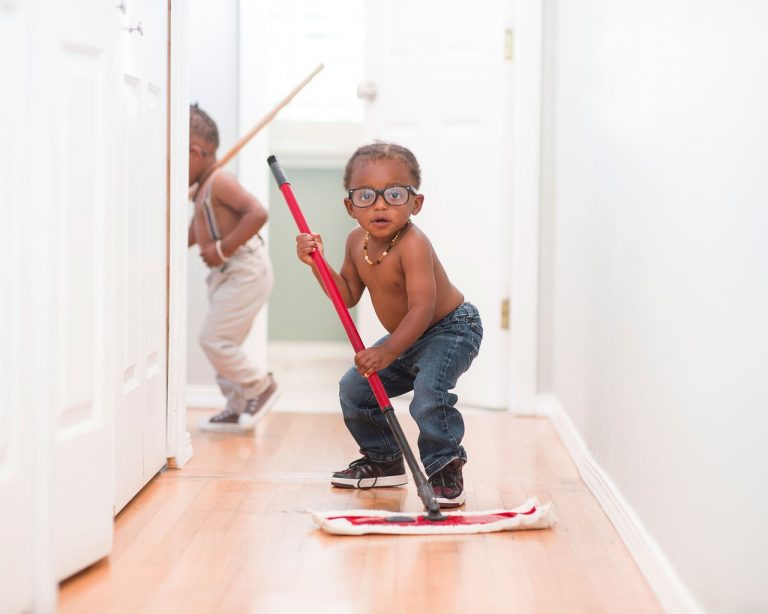 Six Productive Things for Kids to Do at Home