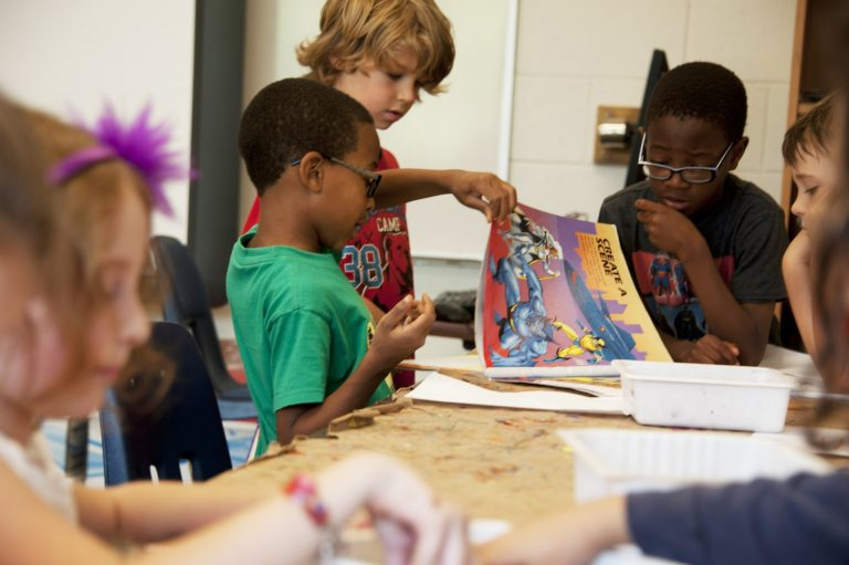 Community in Education: Why It Takes a Village to Raise a Child
