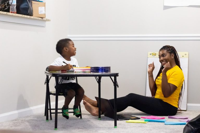 How Mentors Make Education Meaningful for Kids